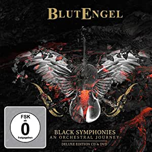 Black Symphonies - An Orchestral Journey (Limited Deluxe Wooden Fan Box, inkl. Candle-Cover + T-Shirt Gr. XL)