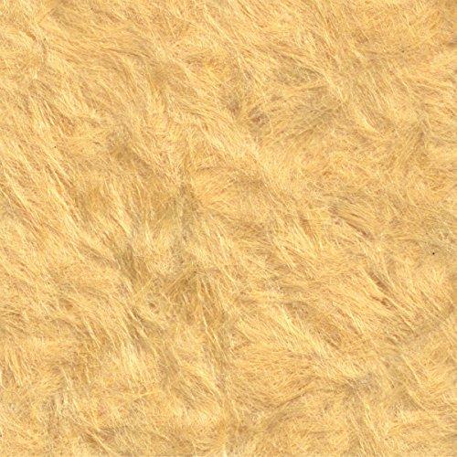 JJTLZY Mur Vêtements Fiber Revêtement Solide Couleur Vert Salon Papier Peint Fond Décoration Murale Matériaux De La Mur de Brosse,Brillant Or Abricot