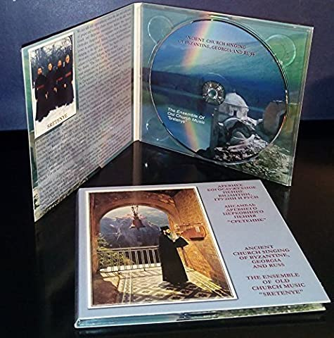 Ancient Church Choral Music of Byzantine, Georgia and Russ [Digipak] 2015   Limited Edition