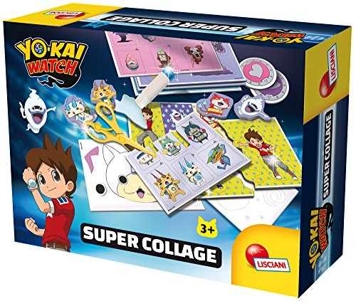 Collage Yokai Watch Super de Lisciani Giochi 60443.