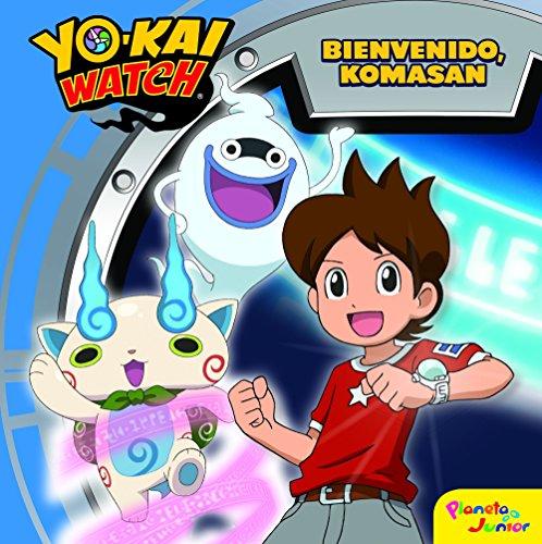 Yo-kai Watch. Bienvenido, Komasan por Yo-Kai Watch