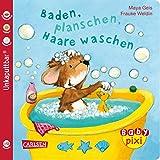 Baby Pixi 62: VE 5 Baden, planschen, Haare waschen (5 Exemplare)
