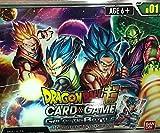 Bandai BCLDBBO7092'Dragonball super Galactic Battle booster display card Game