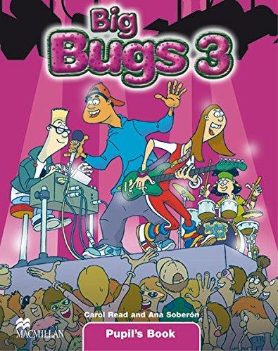Preisvergleich Produktbild Big Bugs: Level 3 / Pupil's Book