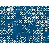 Eckbankgruppe weiß blau  Suchergebnis auf Amazon.de für: eckbank weiss blau gemustert weiss ...