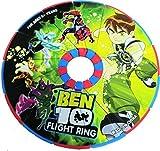 #4: Parteet Ben 10 Magical Unfold Flying Disk / Ring frisbee for Kids