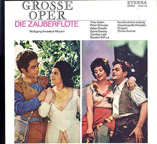 Wolfgang Amadeus Mozart - Die Zauberflöte Vinyl, 12' 33 ? RPM