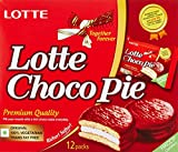 #4: Lotte Choco Pie (pack Of 12), Carton, 336g