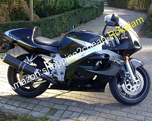 Hot Sales, Noir Gris Moto pièces raccords Srad Gsx-r600/750 96 97 98 99 GSX-R 600 750 1996-1999 Moto Carénage