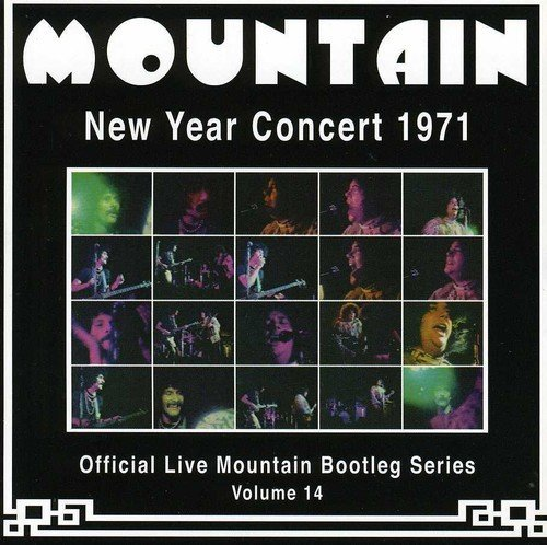 New Year Concert 1971 by Mountain