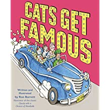 Cats Get Famous by Ron Barrett (2015-09-01)