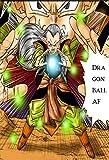Dragon Ball AF (English ) (English Edition)