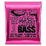 Ernie Ball Bass-Saiten Slinky 045-100