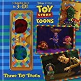 Three Toy Toons (Disney/Pixar Toy Story) (3-D Pictureback Favorites) by Kristen L. Depken (2013-07-23)
