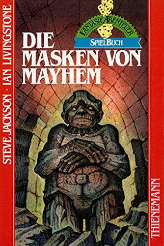 Die Masken von Mayhem (Robin Masken)