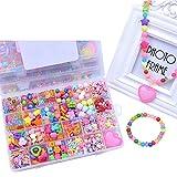 Eizur Stringing Perlen Spiel Schnürsystem Perlen Beads Spielzeug DIY Perlenschmuck