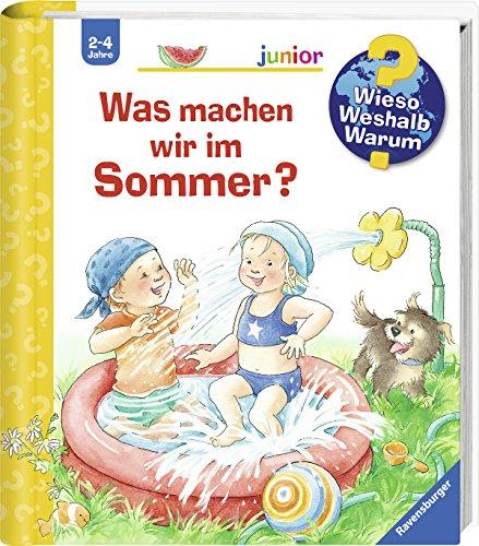 Wieso Weshalb Warum? Junior - Was machen wir im Sommer?  Bd. 60