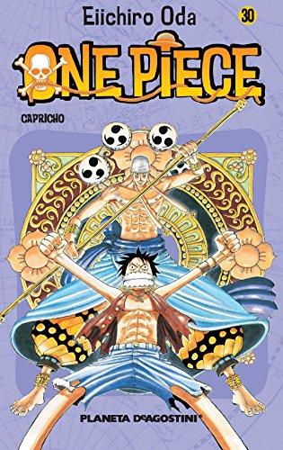 One Piece nº 30: Capricho (Manga Shonen) por Eiichiro Oda
