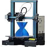 GEEETECH A10 3D Drucker, Aluminium Prusa I3 Typ, Schnelle Montage DIY Kit mit eine Druckfläche von 220×220×260mm, Power Failure Recovery, und einen Open Source GT2560 Steuerungsplatine.
