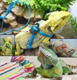 Generic Adjustable Reptile Lizard Harness Leash...