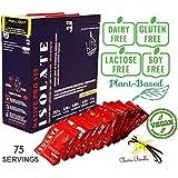 [Sponsored]LifeRoots Native ISOLATE PRO 100 Sport Plant-based Nutrition- Protein Powder (75 Sachet ) Classic Vanilla 2400...