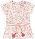 Noppies Baby-Mädchen Kleid G Dress Ss Ellicott, Rot (Cerise C076), 68