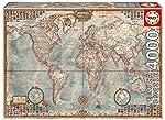 Educa Borrás 14827 - 4000 El Mundo Mapa ...