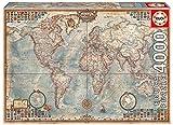 Educa 14827 - Puzzle - Historische Weltkarte