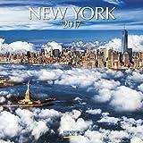New York 2017 Broschürenkalender: Mit Ferienterminen