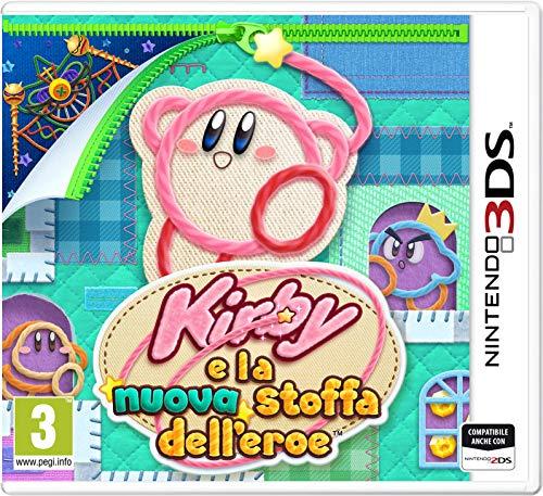 Kirby E La Nuova Stoffa DellEroe Nintendo 3DS