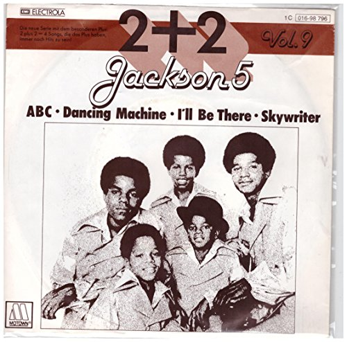 The Jackson 5 ‎- ABC / Dancing Machine / I'll Be There / Skywriter 2 Plus 2 7