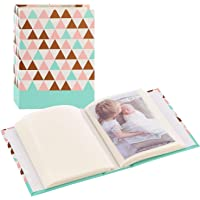 "Hama Album photo vierge Minimax ""Designline"" (album photo traditionnel format 13 cm x 16,5 cm, pour 100 photos 10 cm x…"