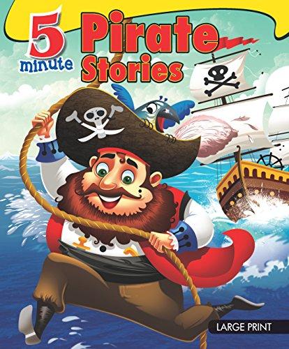 5 Minutes Pirate Stories [Hardcover] [Jan 01, 2016] NA [Hardcover] [Jan 01, 2017] NA