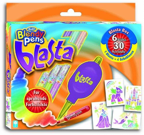 Imagen principal de Universal Trends RA07003 Blasta - Caja de bolígrafos con activador de mezcla de colores [Importado de Alemania]