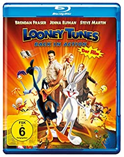 Looney Tunes - Back in Action [Blu-ray]