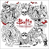 BTVS ADULT COLORING BOOK (Buffy the Vampire Slayer)