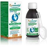 Puressentiel - Respiratoire - Sirop Toux aux Plantes, Huiles Essentielles, Miel, et Propolis - Soulage la toux - Actifs 100%