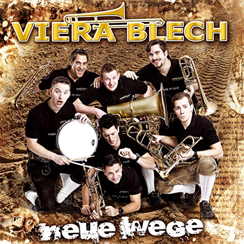 Neue Wege; incl. Song for the alps; Euphoria; Tranquillo; Huuu Polka; Spanish Bulls; In the mood; Misch Masch; One with everything; Something happened on the way to heaven; Blasmusik aus Tirol; Instrumental