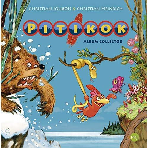 Pitikok - Compilation Tomes 1 à 4 (1)
