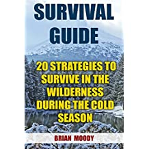 Survival Guide:  20 Strategies To Survive In The Wilderness During The Cold Season