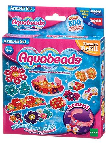 Aquabeads 79918 Armreif Set, Kinder Bastelset