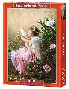 Castorland Angel Kisses 1000 pcs Puzzle - Rompecabezas (Puzzle Rompecabezas, Niños, Niños y Adultos, Niño/niña, 9 año(s), Interior)