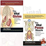 Vital Glutes and Vital Psoas Muscle 2 Books Bundle Collection With Gift Journal - Connecting the Gait Cycle to Pain and Dysfunction, Connecting Physical, Emotional, and Spiritual Well-Being