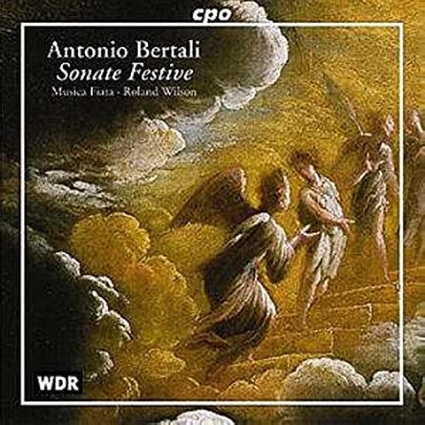Sonate Festive by Bertali, A. (1998) Audio CD