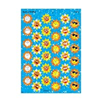 Sunny Smiles Sparkle Stickers