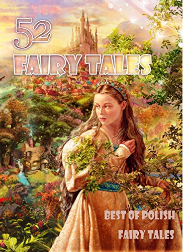 Best of Polish Fairy Tales:  52 Fairy Tales book cover