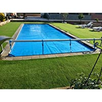 Avvolgitore per piscina coperta o solare termica (EXCLUSIVE: forza riduttore) max 6,45 m
