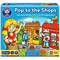 Orchard Toys International Pop The Shops Game