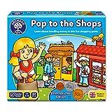 Orchard Toys salto in negozio, versione internazionale (International Pop The Shops), Gioco da tavolo educativo, 5+ anni [Lingua inglese]