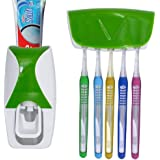 Toothpaste Holder & Toothbrush
